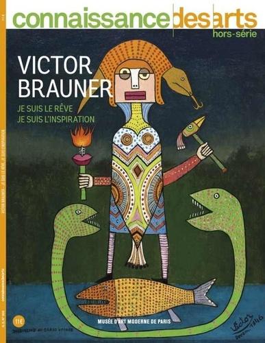 Lucie Agache - Connaissance des Arts Hors-série N° 908 : Victor Brauner - Je suis le rêve, je suis l'inspiration.