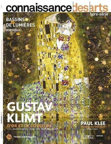 Guy Boyer et Lucie Agache - Connaissance des Arts Hors-série N° 914 : Gustav Klimt.