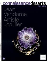 Pierre Louette - Connaissance des Arts Hors-série N° 917 : Jean Vendome, artiste joaillier.