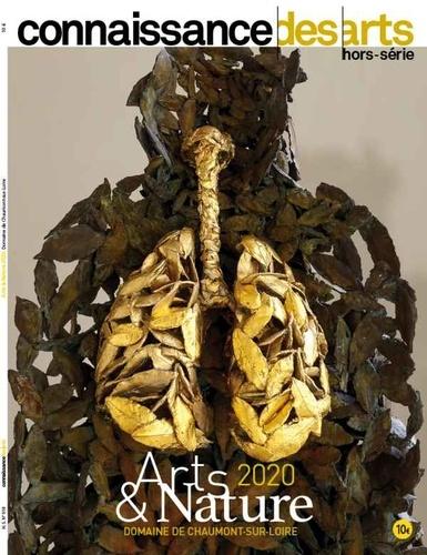 Lucie Agache - Connaissance des Arts Hors-série N° 918 : Arts & nature 2020 - Domaine de Chaumont-sur-Loire.
