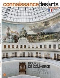 Lucie Agache - Connaissance des Arts Hors-série N° 924 : Bourse de commerce - Pinault collection.