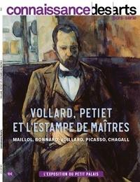 Guy Boyer - Connaissance des Arts Hors série N° 931 : Vollard, Petiet et l'estampe de maîtres - Maillol, Bonnard, Vuillard, Picasso, Chagall.