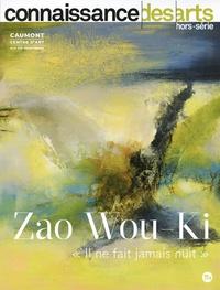 """Lucie Agache - Connaissance des Arts Hors-série N° 935 : Zao Wou-Ki - """"Il ne fait jamais nuit""""."""