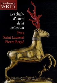 Yves Saint Laurent et Pierre Bergé - Connaissance des Arts N° 271 H-S : Les chefs d'oeuvre de la collection Yves Saint Laurent Pierre Bergé.