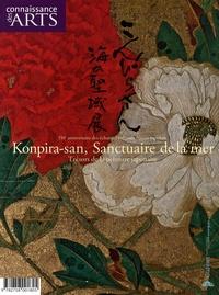Pascale Bertrand - Connaissance des Arts N° 379 : Konpira-san, Sanctuaire de la mer - Trésors de la peinture japonaise.