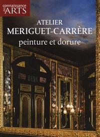 Axelle Corty - Connaissance des Arts N° Hors-série 264 : Atelier Mériguet-Carrère - Peinture et dorure.