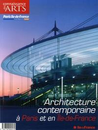 Jean-François Lasnier et Philippe Chancel - Connaissance des Arts N° Hors-série 311 : Architecture contemporaine à Paris et en Ile-de-France.
