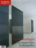 Valère Bertrand et Michel Hilaire - Connaissance des Arts N° Hors-série 312 : Pierre Soulages au musée Fabre de Montpellier.