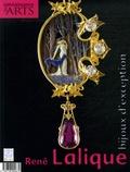 Jean-François Lasnier et Elodie Palasse-Leroux - Connaissance des Arts N° Hors-série 314 : René Lalique, bijoux d'exception.
