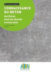 Christine Mary-Dippe et René Osta - Connaissance du béton - Matériau - Mise en oeuvre - Pathologie.