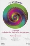 Jean-Claude Rouchy et  Collectif - Connexions N° 68 : Le groupe : évolution des théories et des pratiques - Tome 1, Psychologie sociale.