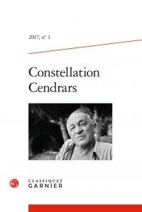 Aude Bonord et Adrien Bosc - Constellation Cendrars N° 1, 2017 : .