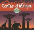 Pascal Boille - Contes d'Afrique. 5 CD audio