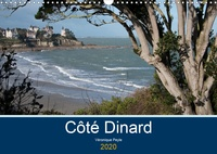 Véronique Peyle - CALVENDO Places  : Côté Dinard (Calendrier mural 2020 DIN A3 horizontal) - Promenades le long des côtes dinardaises (Calendrier mensuel, 14 Pages ).