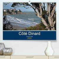 Véronique Peyle - Côté Dinard (Calendrier supérieur 2020 DIN A2 horizontal) - Promenades le long des côtes dinardaises (Calendrier mensuel, 14 Pages ).