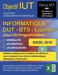 Patrice Rey - Cours de programmation DUT, BTS, Licence Informatique.
