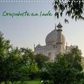Gilles Muratel - CALVENDO Places  : Craphute en Inde (Calendrier mural 2020 300 × 300 mm Square) - Du Rajasthan à l'Uttar-Pradesh (Calendrier mensuel, 14 Pages ).