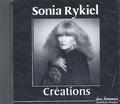Sonia Rykiel - Créations. 1 CD audio