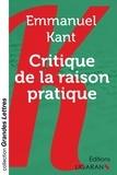 Emmanuel Kant - Critique de la raison pratique.