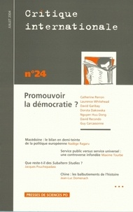 Critique internationale N° 24, Juillet 2004.pdf