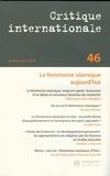 Laurence Louër et William Berthomière - Critique internationale N° 46, janvier-mars : Le féminisme islamique aujourd'hui.