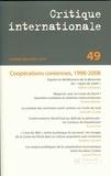 Valérie Gelézeau - Critique internationale N° 49, Octobre-décem : Coopérations coréennes, 1998-2008.