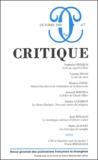 Nathalie Heinich et Lucette Finas - Critique N° 677 Octobre 2003 : .