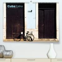 Bruno Toffano aphrodite pix art - Cuba Latina (Calendrier supérieur 2020 DIN A2 horizontal) - Calendrier original haut en couleur aux saveurs multiples (Calendrier mensuel, 14 Pages ).