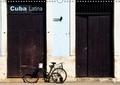 Bruno Toffano - Cuba latina - Calendrier original haut en couleur aux saveurs multiples. Calendrier mural A3 horizontal 2017.