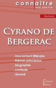Edmond Rostand - Cyrano de Bergerac - Fiche de lecture.