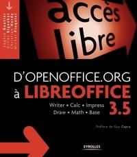 Sophie Gautier et Gilles Bignebat - D'OpenOffice.org à LibreOffice 3.5.