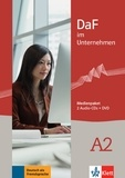 Radka Lemmen - DaF im Unternehmen A2. 1 DVD + 2 CD audio