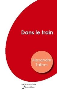 Alexandre Tallem - Dans le train.