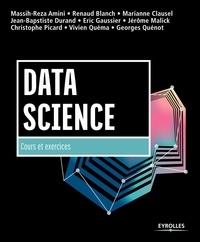 Massih-Reza Amini et Eric Gaussier - Data Science - Cours et exercices.