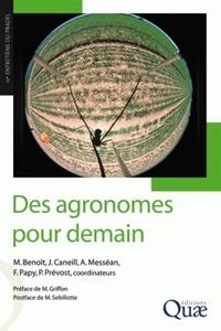 Des agronomes pour demain - Accompagner la diversité des agricultures pour un développement durable.pdf