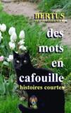 Van Den Heuvel - Des mots en cafouille.