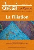 Jean-François Baillon et Paul Veyret - DESI N° 1, Janvier 2011 : La filiation.