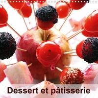 Didier Sibourg - Dessert et pâtisserie (Calendrier mural 2020 300 × 300 mm Square) - Au delà d'un émerveillement pour les yeux c'est aussi un régal pour nos papilles. (Calendrier mensuel, 14 Pages ).