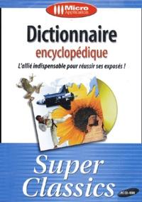 Collectif - Dictionnaire encyclopédique - CD-ROM.