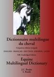 Steffen Runki - Dictionnaire multilingue du cheval - Equine multilingual dictionary.