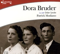 Patrick Modiano - Dora Bruder. 2 CD audio
