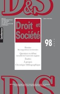 Droit et Société N° 98/2018.pdf