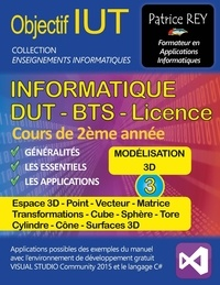 DUT Informatique - modélisation 3D - Tome 3 : Visual Studio 2015.pdf