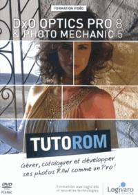 Gérard Trilles - DxO Optics Pro 8 & Photo Mechanic 5. 1 DVD