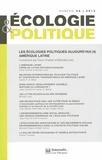 Denis Chartier et Michael Löwy - Ecologie et Politique N° 46/2013 : Les écologies politiques aujourd'hui - Tome 4, Amérique latine.