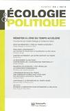 Estelle Deléage et Guillaume Sabin - Ecologie et Politique N° 48/2014 : Résister à l'ère du temps accéléré.