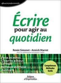 Annick Marret et Renée Simonet - .
