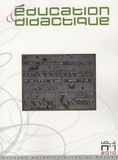 Gérard Sensevy - Education & didactique Volume 4 N° 1/2010 : .