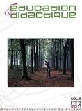Gérard Sensevy et Chantal Amade-Escot - Education & didactique Volume 5 N° 3, Décem : .