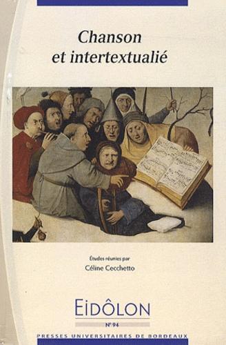Céline Cecchetto - Eidôlon N° 94 : Chanson et intertextualité.